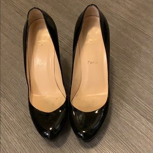Bianca 120 patent heels